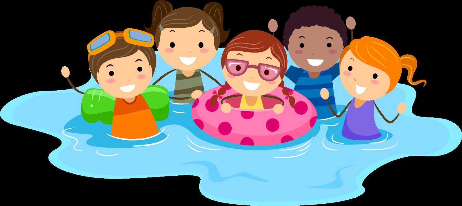 Kid clipart swimming pool, Kid swimming pool Transparent.