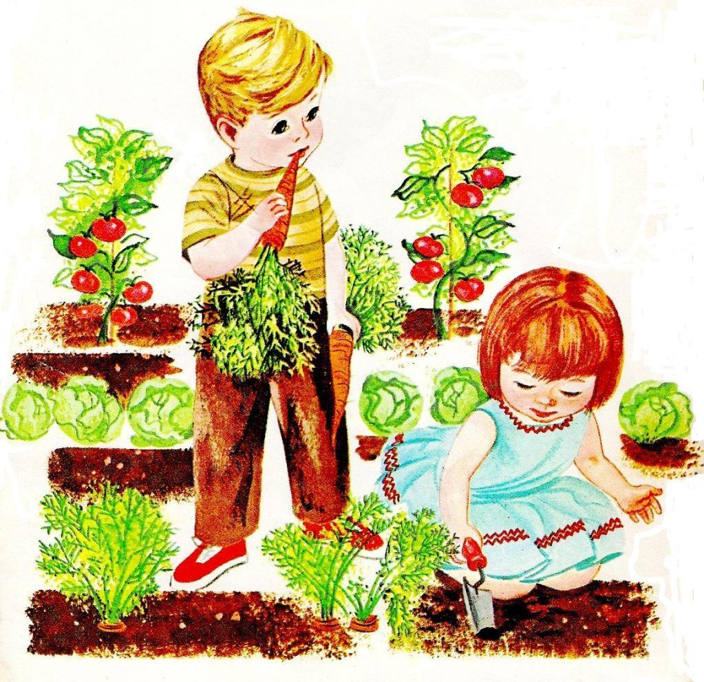 Photos ofmunity garden clip art kids.