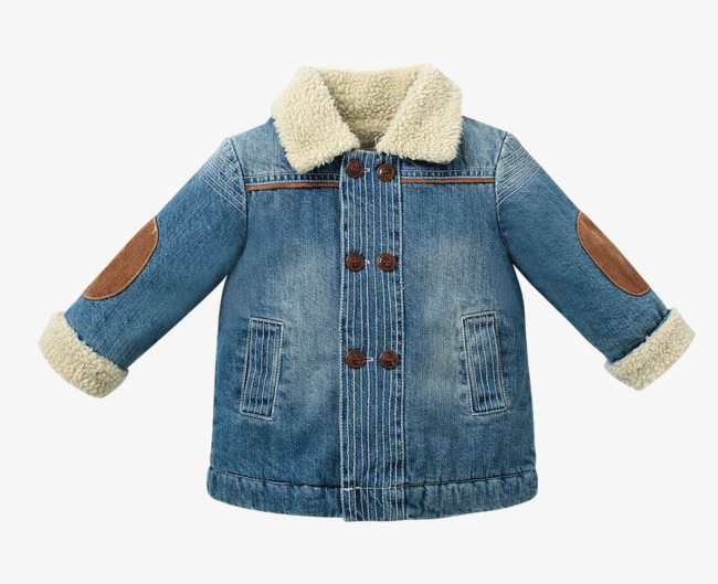 Children's Jackets, Denim Jacket, Fashio #87724.