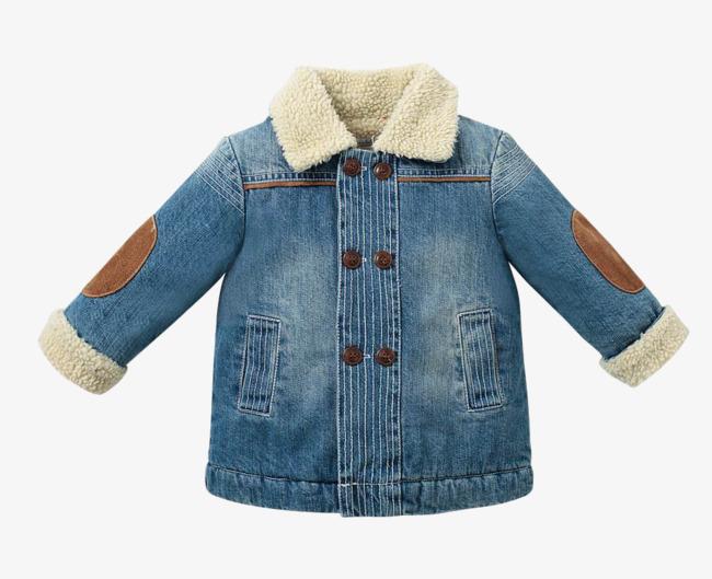 Children's Jackets, Denim Jacket, Fashio #87724.