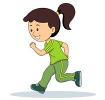 Free Jogging Cliparts, Download Free Clip Art, Free Clip Art.
