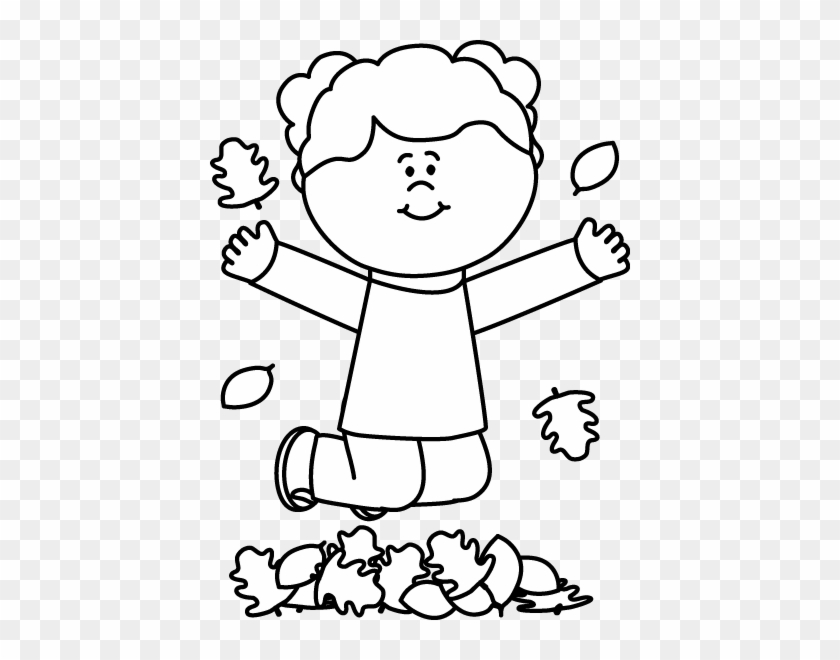 Jump Clipart Black And White.