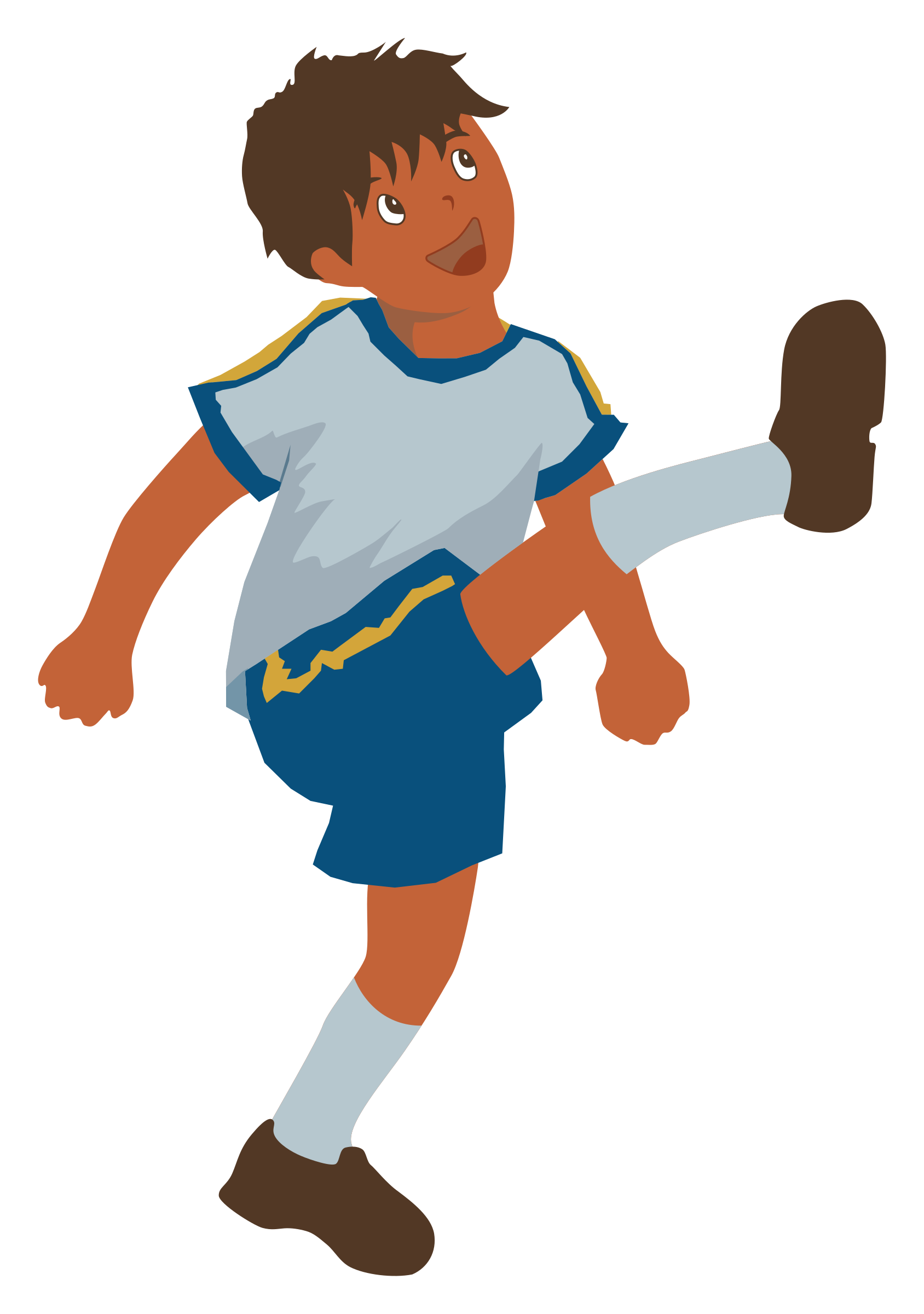 Kickball clipart kick, Kickball kick Transparent FREE for.