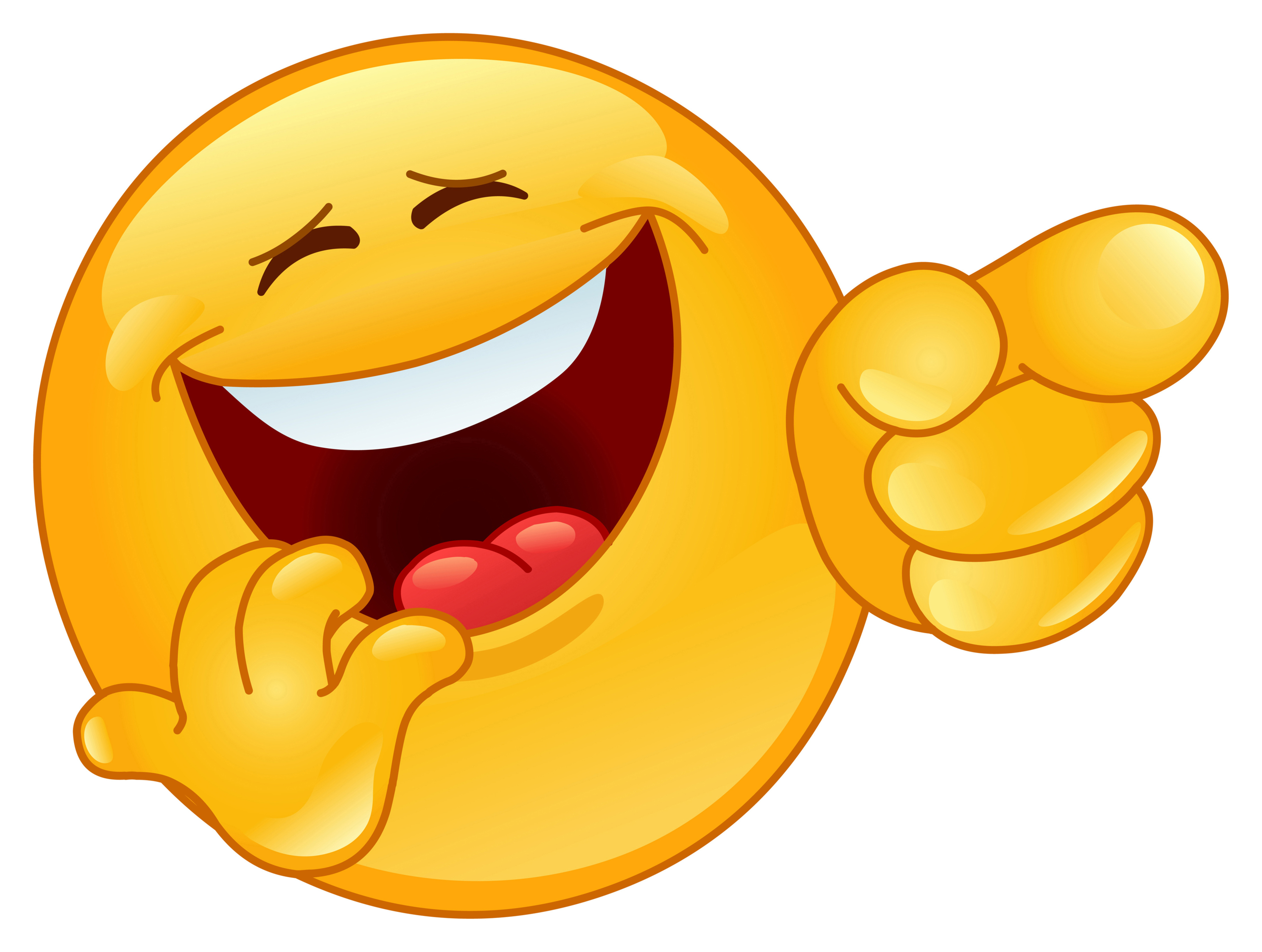 Owl laughing clipart.