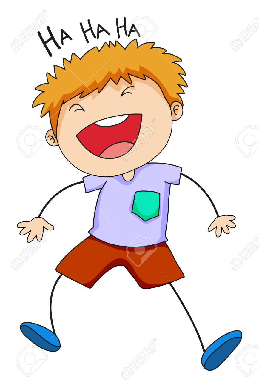 10,630 Kids Laughing Cliparts, Stock Vector And Royalty Free Kids.