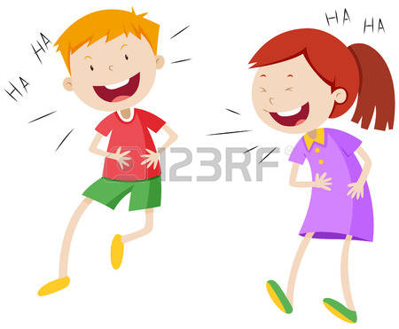 15,101 Child Laughing Stock Vector Illustration And Royalty Free.
