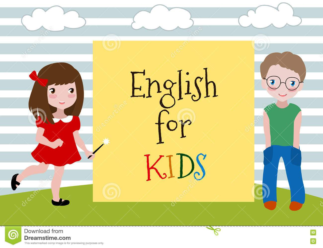 Kids learning english clipart 1 » Clipart Portal.
