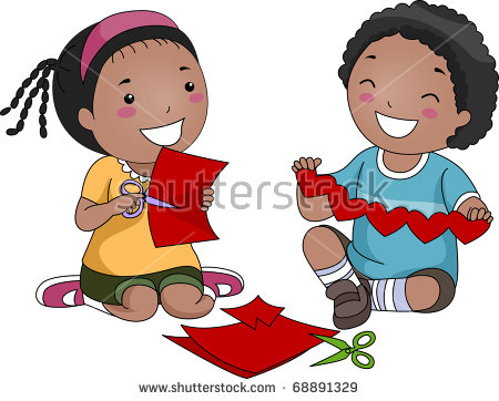 Kids Making Friends Stock Vectors, Images & Vector Art.