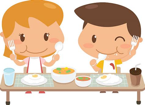 Kids meal clipart 3 » Clipart Station.