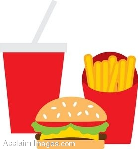 Happy meal clipart.