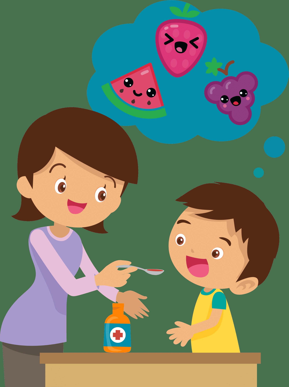 Kids clipart medicine, Kids medicine Transparent FREE for.