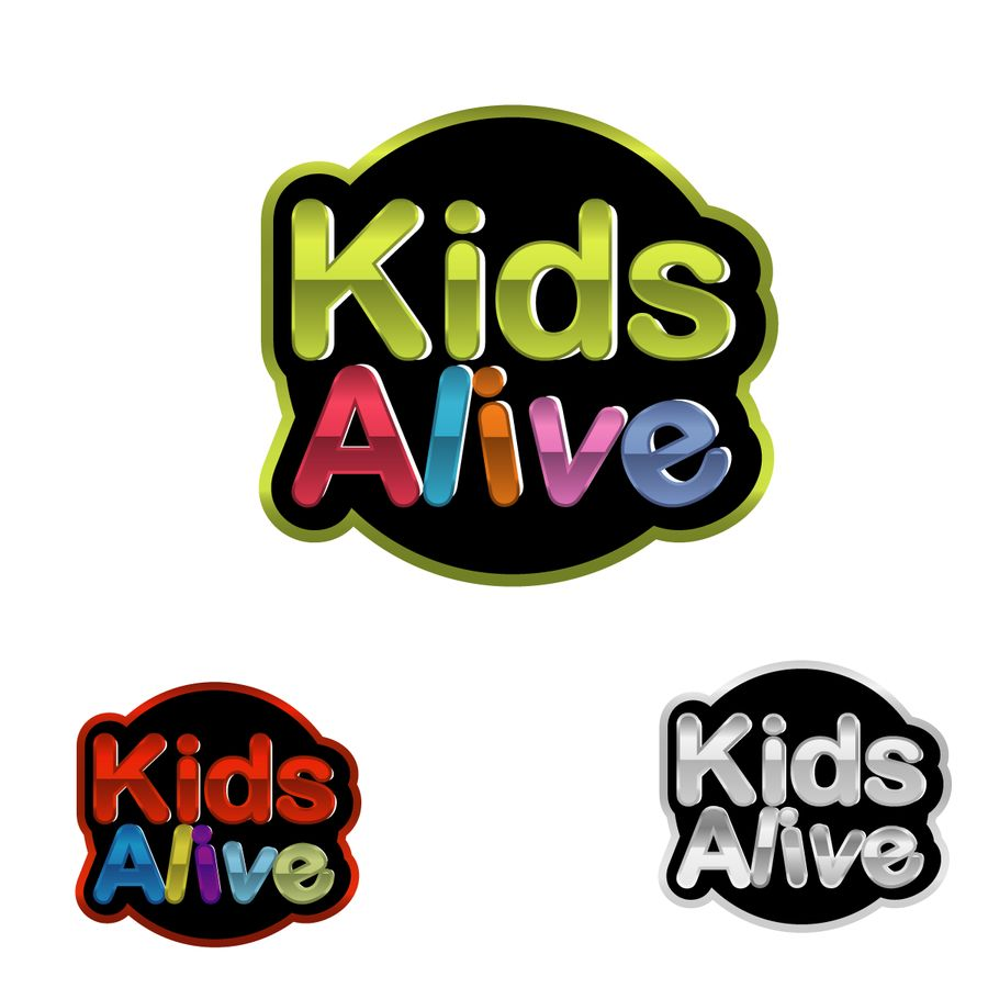 Entry #10 by DonnaMoawad for Logo for a church\'s KIDS.
