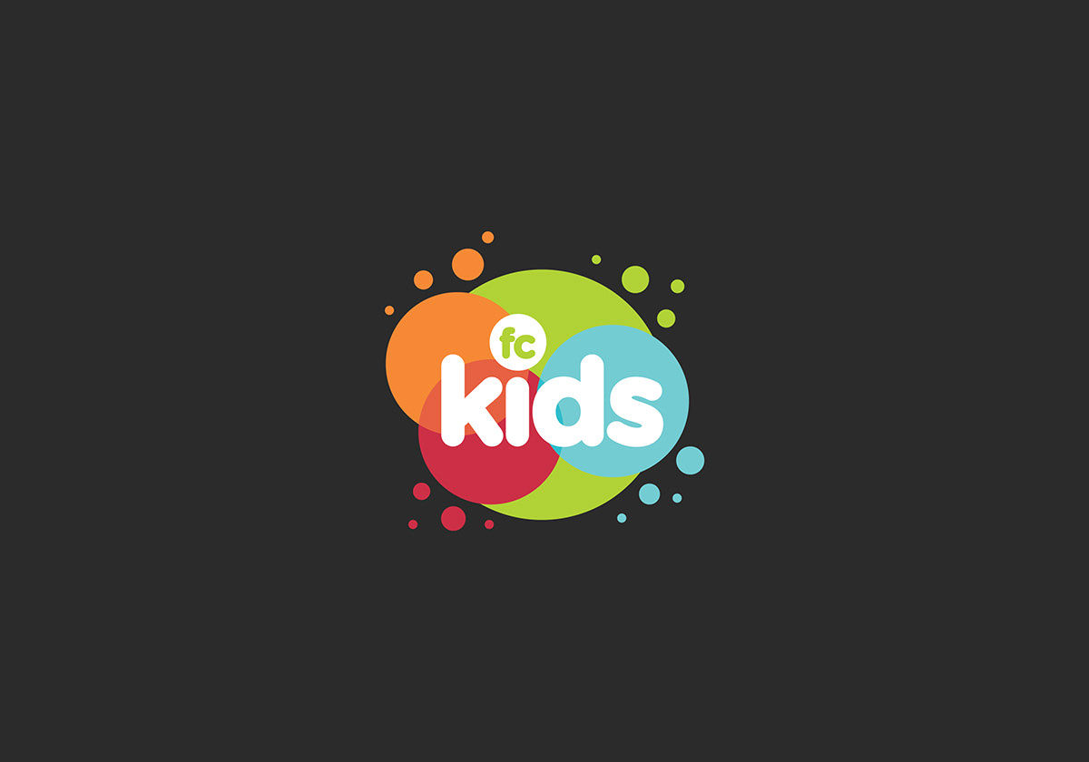 Foundations Church Kids Ministry Logo on Behance.