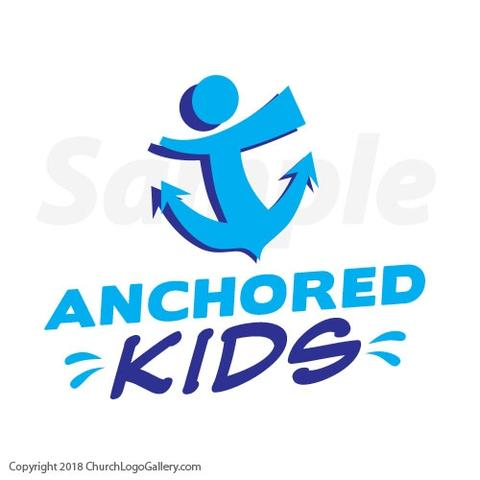 Church Children\'s Ministry Logos by Church Logo Gallery.