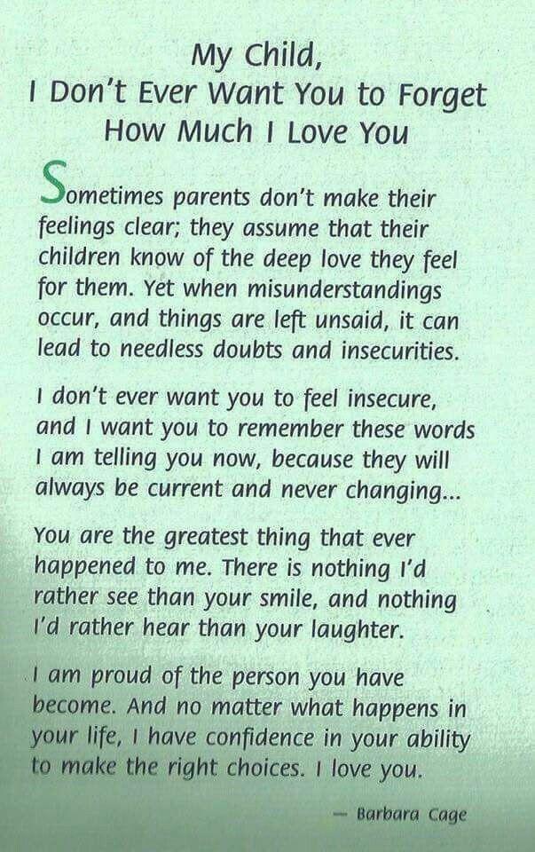 25+ best Love My Children Quotes on Pinterest.
