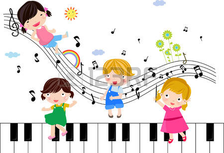 13,477 Children Music Stock Vector Illustration And Royalty Free.