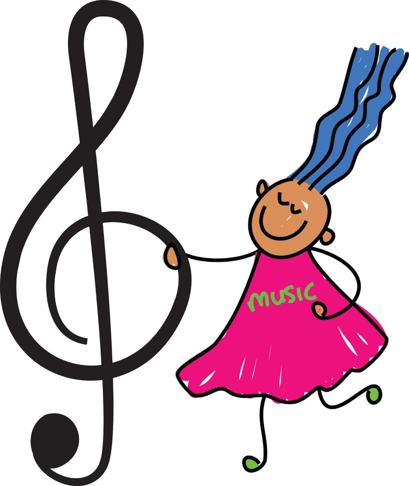 Best Kids Music Clipart #27974.