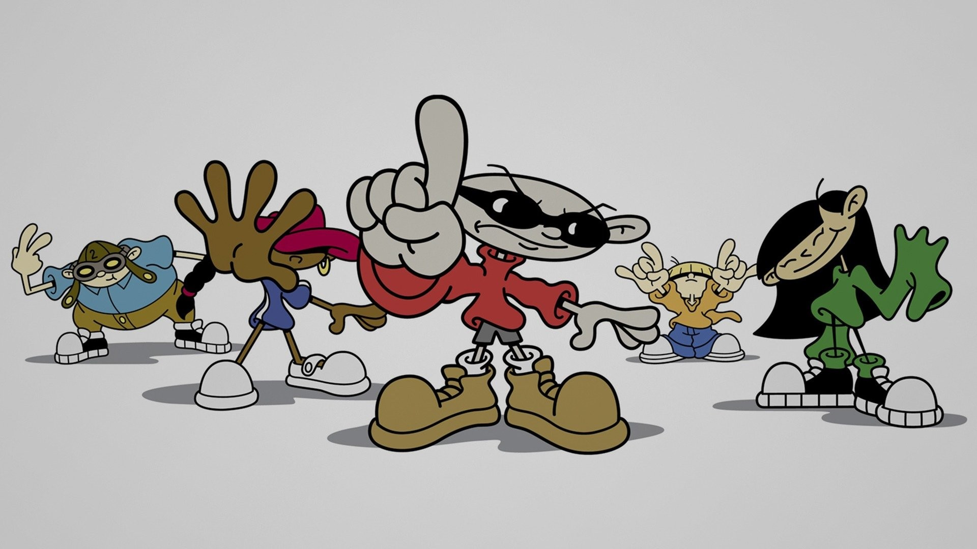 Codename Kids Next Door Png.