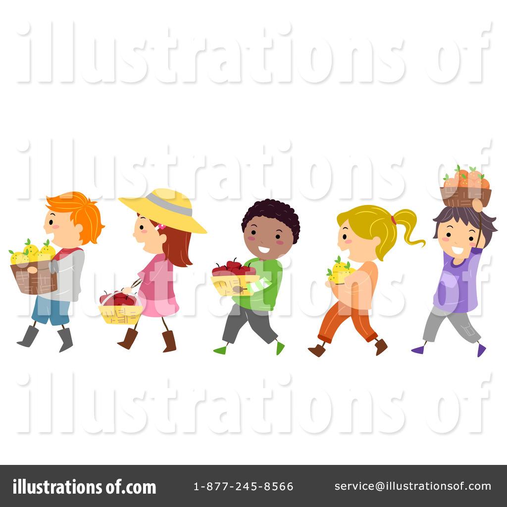 Kids Nutrition Clipart.