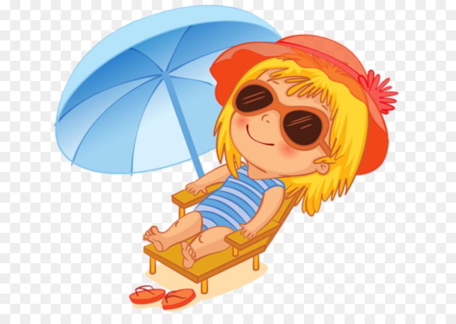 Beach Cartoon clipart.