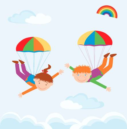 242 Parachute Kids Cliparts, Stock Vector And Royalty Free Parachute.