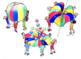 People often ask for Parachute Game ideas so we have uploaded a.