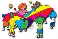 Creative Movement and Dance Lesson Ideas for Preschool children.