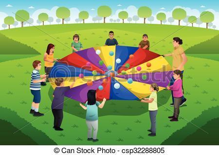 Kids parachute clipart 3 » Clipart Portal.