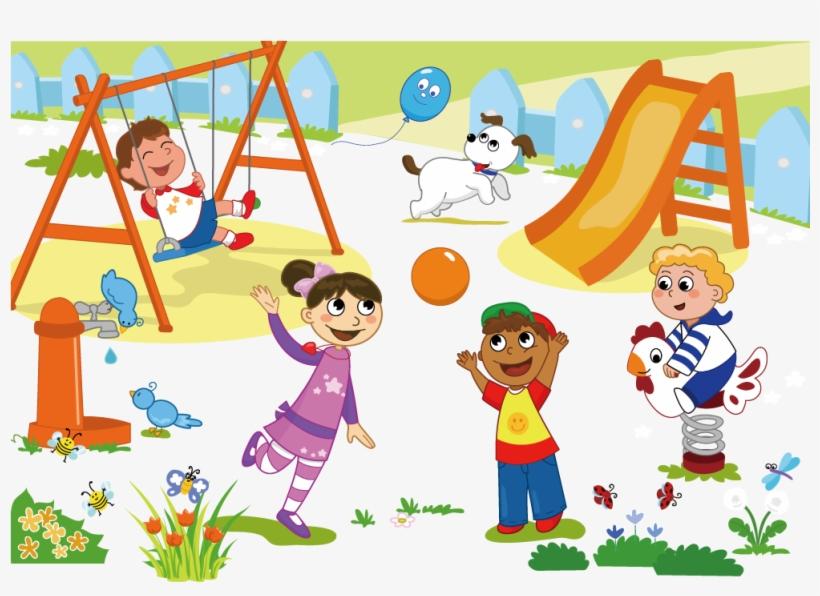 Kids Drawing Playground.