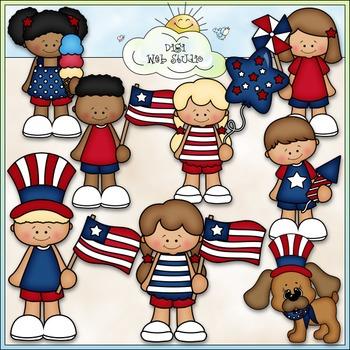 Patriotic Kids Clipart Worksheets & Teaching Resources.