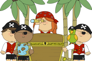Kid pirate clipart 2 » Clipart Station.