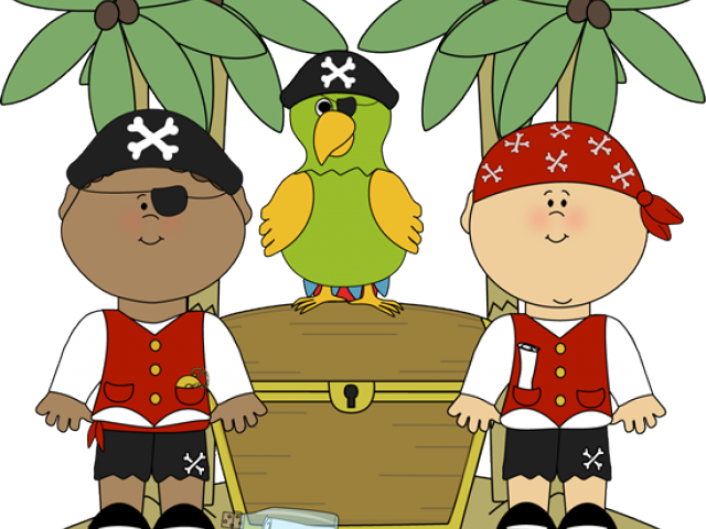 Pirate Clipart Number.