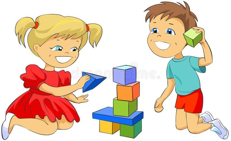 2095 Blocks free clipart.