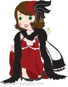 Kids playing dress up clipart 4 » Clipart Station.