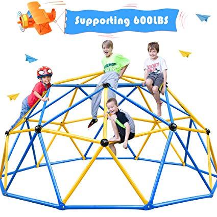 Amazon.com: Zupapa Dome Climber, Decagonal Geo Jungle Gym.
