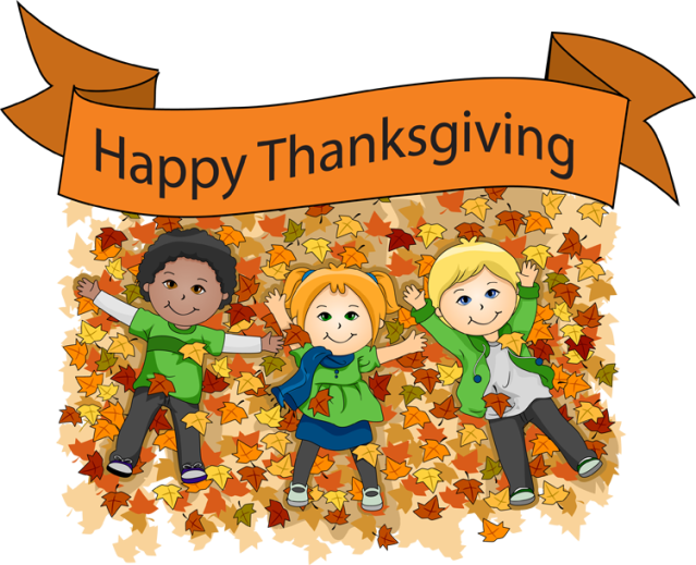2013 Thanksgiving Clip Art.