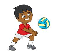 Free Volleyball Boy Cliparts, Download Free Clip Art, Free.