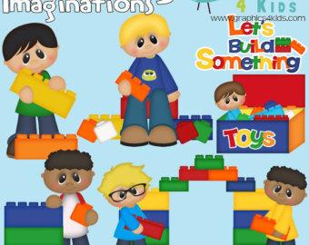 Lego clipart.