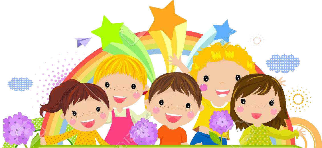 Download Cute Kids Transparent Background.