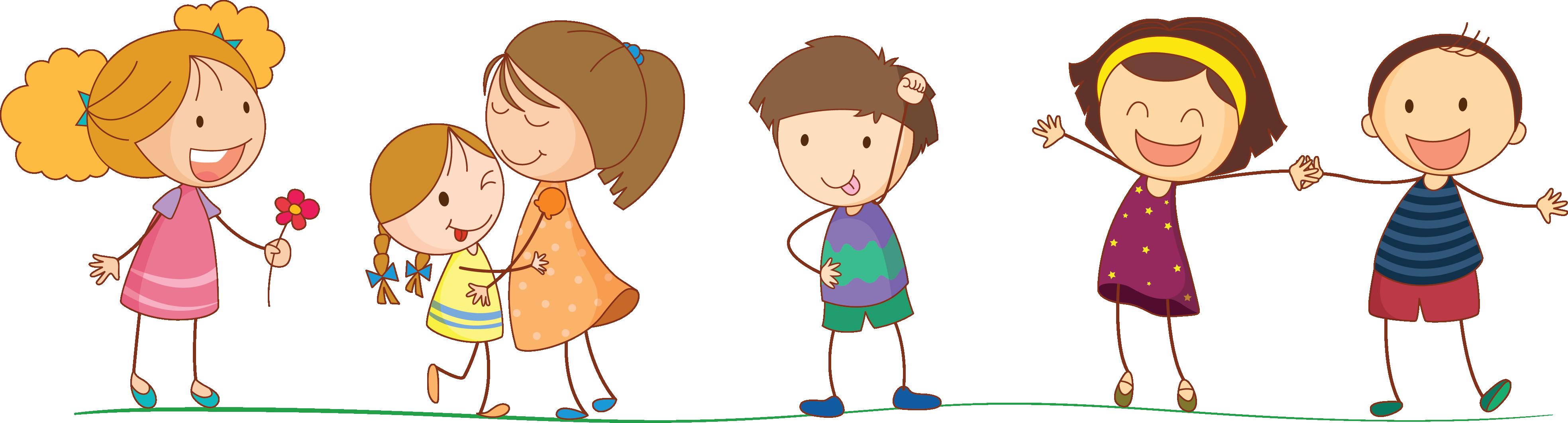 Kids PNG Transparent Images.