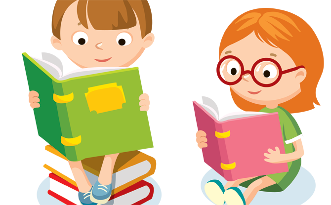Kids Reading Png Free Library Reading Png Vector, Clipart, PSD.