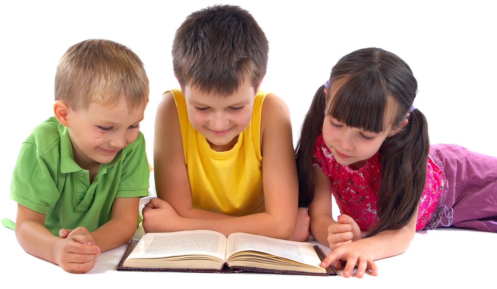 HD Png Hd Of Kids Reading Transparent PNG Image Download.