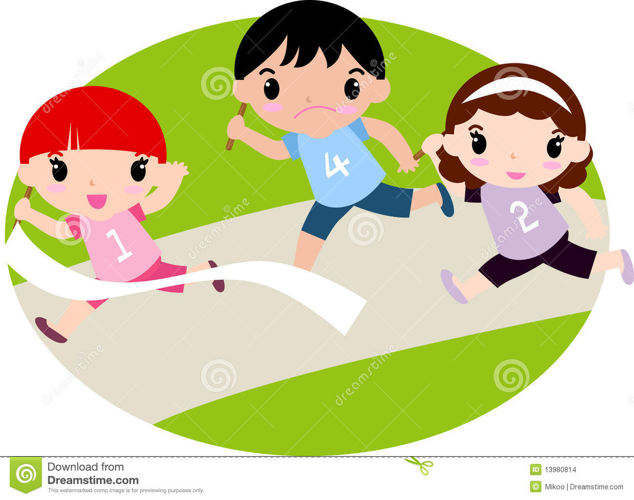 Running A Race Clipart, Download Free Clip Art on Clipart Bay.