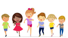 Kids running clipart 4 » Clipart Station.