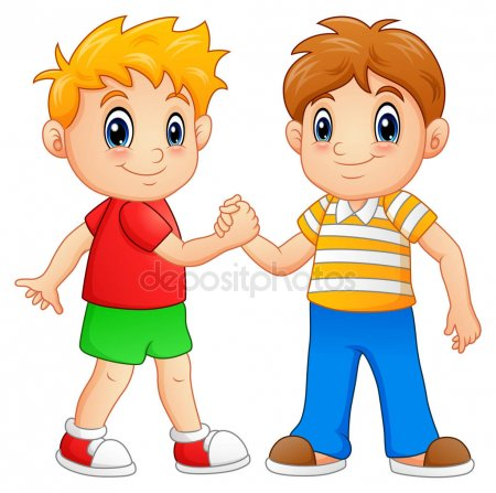 Kids shake hands clipart 8 » Clipart Station.