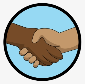 Handshake Clipart Helping Hand.