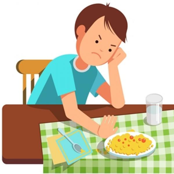 How to Settle a Fussy Eater?.