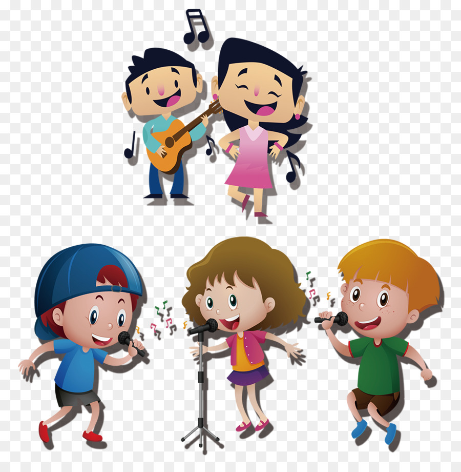 Kids Singing Clipart (101+ images in Collection) Page 2.
