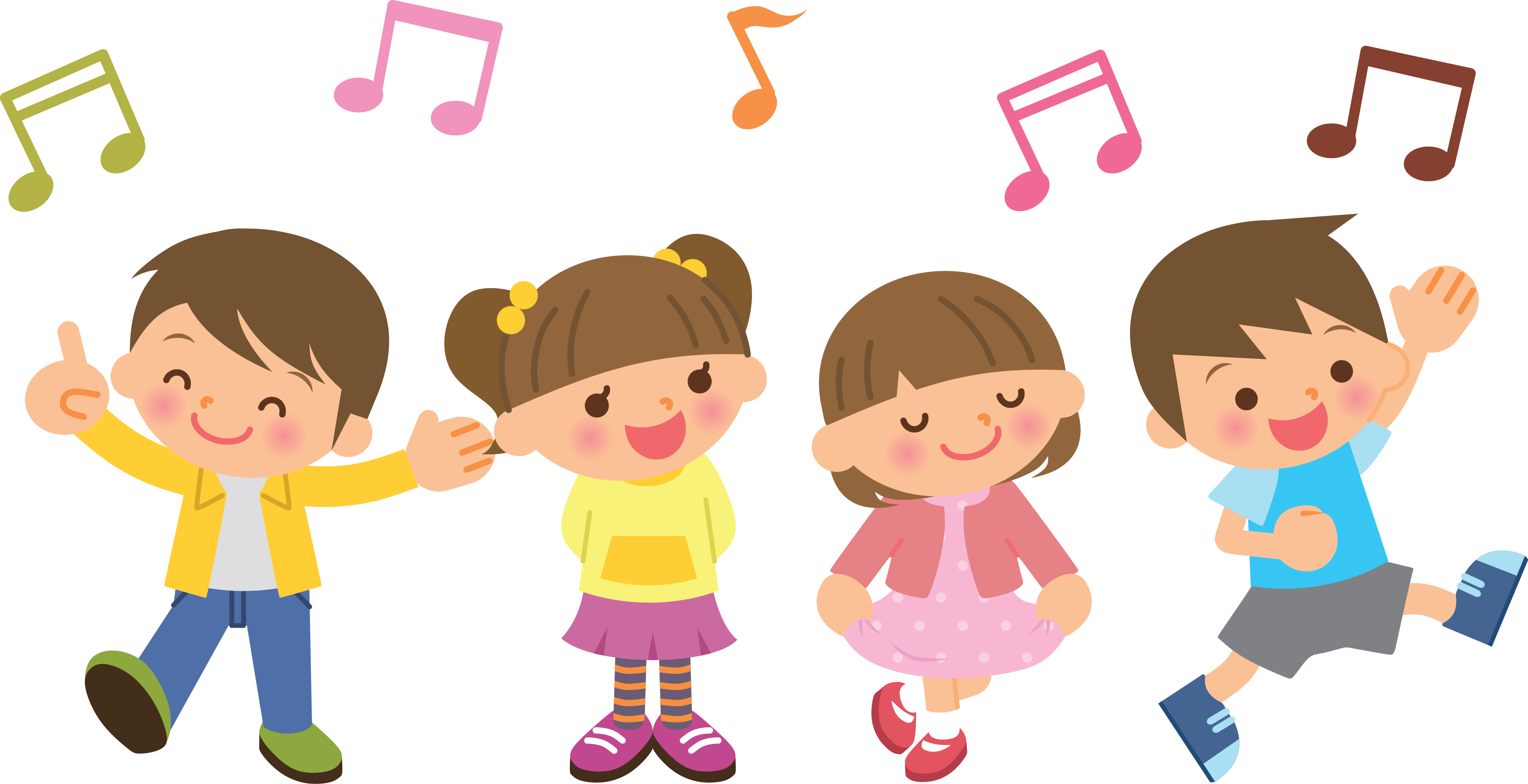 Free clipart kids singing clipart images gallery for free download.