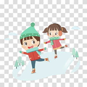 Skating Child PNG clipart images free download.